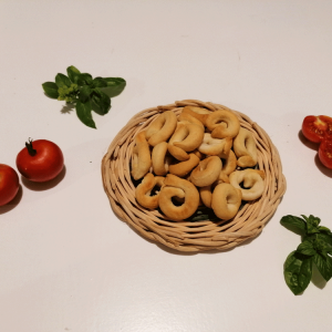TARALLINI all'olio extravergine d'oliva