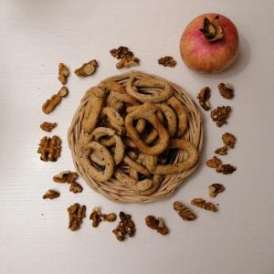 TARALLI SEMIBOLLITI di QUINOA senza glutine