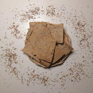 CRACKERS di GRANO SARACENO senza glutine