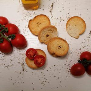 FRISELLINE DI RISO senza glutine